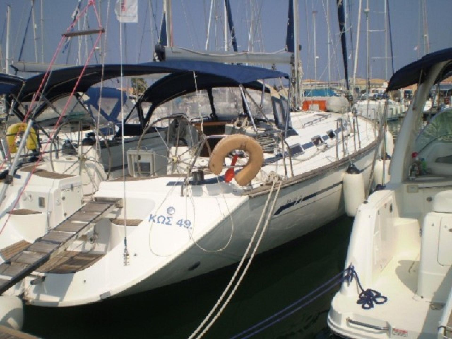 Athens sailing boat