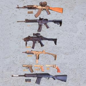 Shooting Range Prague Large