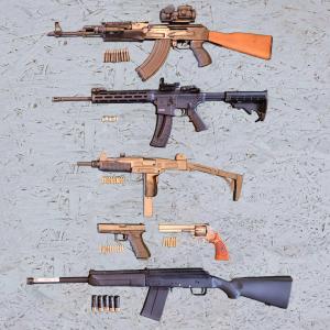 Shooting Range Prague Medium