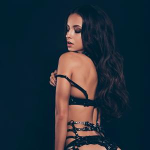 sexy girl stripping